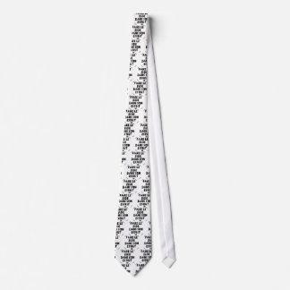 Cravate Faire le BIDE dans son ESPRIT - Jeux de Mots