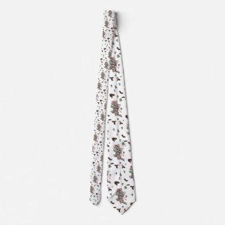 Cravate faite sur commande mignonne de Kitty de