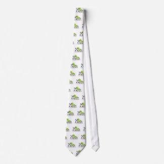 Cravate Famille de panda