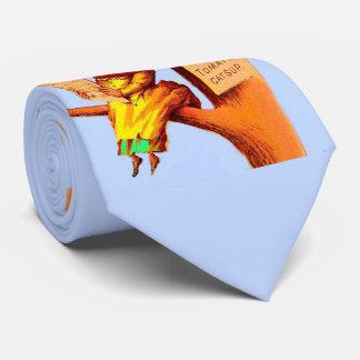 Cravate Femme commerciale victorienne de tête de tomate de
