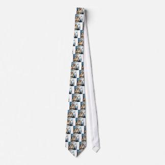 Cravate femme indienne de squaw