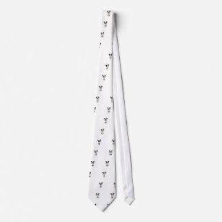 Cravate Fille de panda de Kawaii