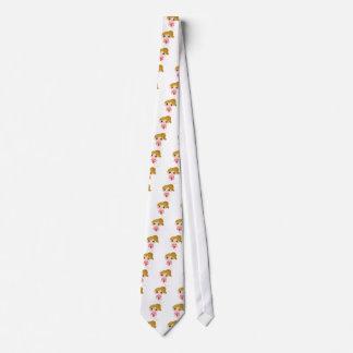 Cravate Fille merveilleuse de ménage