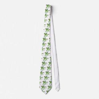 Cravate Fleur de magie de poney de la terre de licorne de