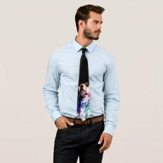 Cravate fraîche de chien