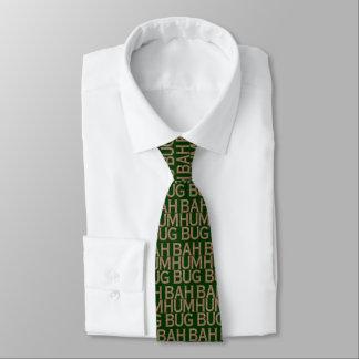 Cravate fumiste de flocon de neige de Bah