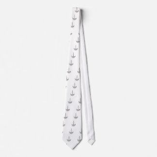 Cravate fusée de clarinette