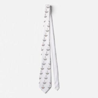 Cravate fusée de hautbois