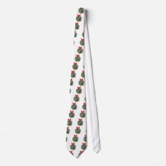 Cravate hérisson de Joyeux Noël