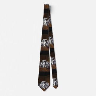 Cravate Heures de récréation de Keeshond