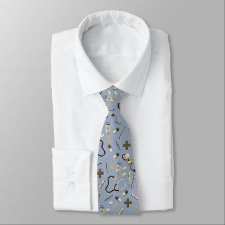 Cravate Infirmière masculine