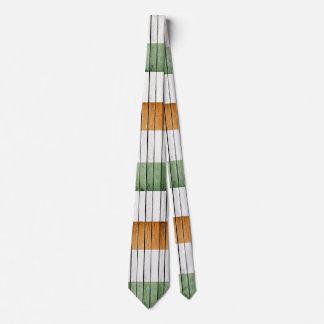 Cravate irlandaise vintage de fête des pères de