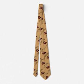 Cravate J'aime le café