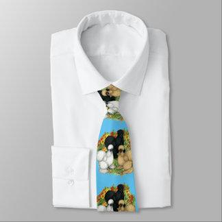Cravate Jardin d'agrément Silkies
