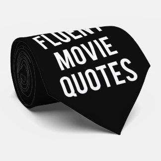 Cravate Je parle des citations fluidees de film