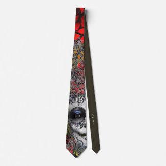 Cravate Jour des morts