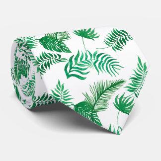 Cravate Jungle légèrement dispersée Fonds