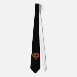 Cravate L'amour est un diable