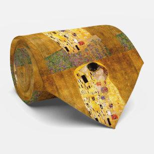 Cravate Le baiser Gustav Klimt