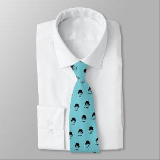 Cravate Le DAO absolu (bleu d'oeufs de Robin)