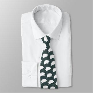 Cravate Le hérisson courant choisissent votre propre