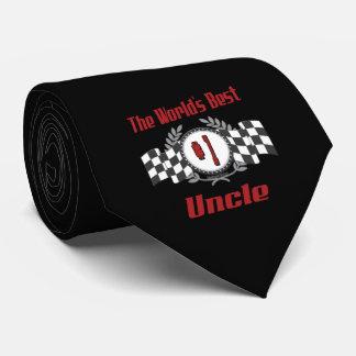 Cravate Le meilleur oncle du monde