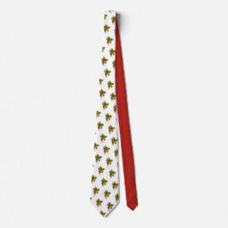 Cravate Les baies, partout copie de fraise