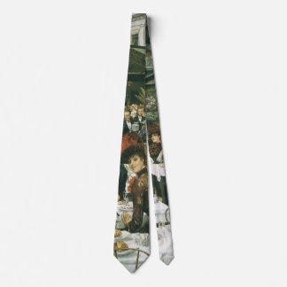 Cravate Les dames de l'artiste par James Tissot, art