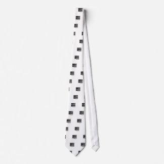 Cravate Les oeufs sont des côtés pour le lard