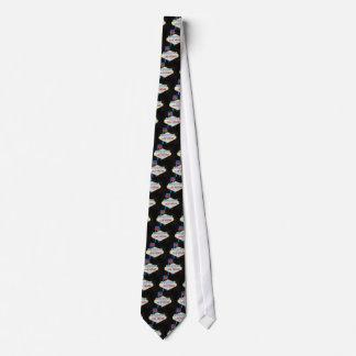 Cravate L'habillement de Las Vegas des hommes fabuleux de
