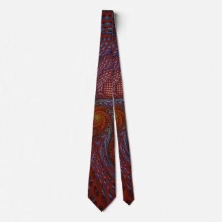 Cravate Lien dans les Fraktalmuster