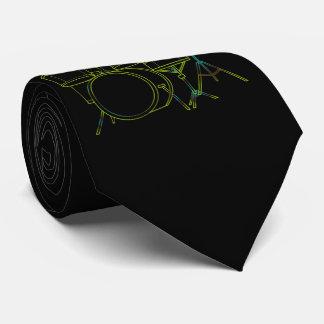Cravate linéaire de tambours