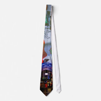 Cravate Lumières de rue de Fremont