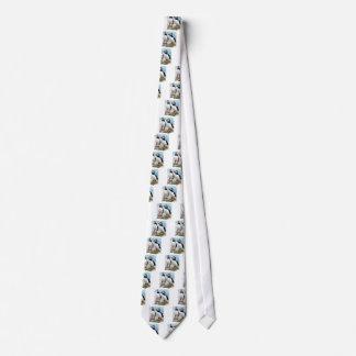 Cravate Macareux atlantiques