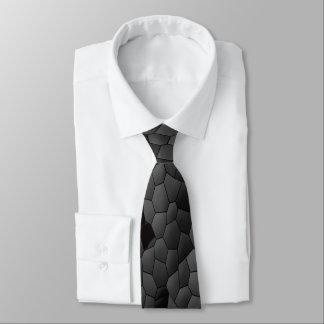Cravate Mamba noir dans illustré, copies d'art,
