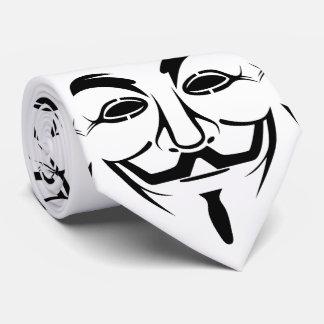 Cravate Masque de vendetta