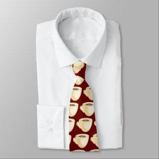 Cravate Match de coupe de café