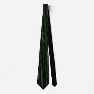 Cravate Matrix