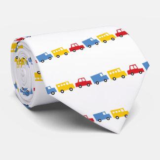 Cravate mignonne de faveurs de cadeau de camion