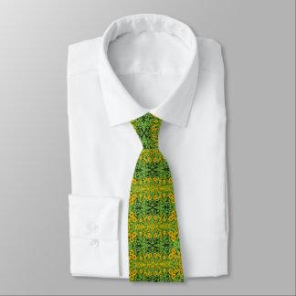 Cravate Mode de tournesol