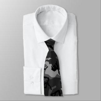 Cravate modérée urbaine américaine de Camo