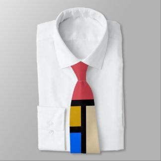 Cravate Mosaïque