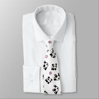 Cravate Motif de panda