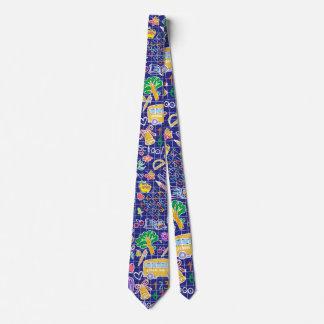 Cravate Motif d'école