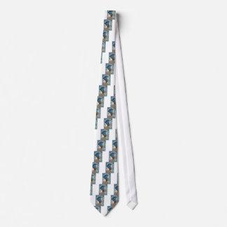 Cravate Nefertiti