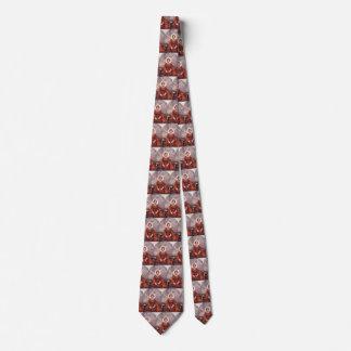 Cravate Occidental vintage, Madonna de la prairie par
