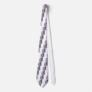 Cravate Opale le bon à rien Heeler de plage