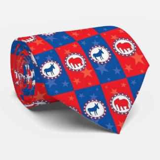 Cravate OPUS Démocrate et républicains