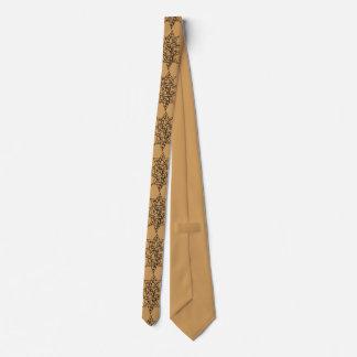 Cravate orientale d'étoile