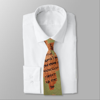 Cravate P52